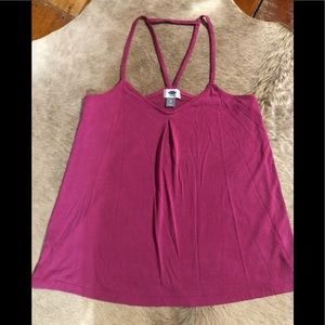 Old Navy Strappy Baby Doll Style Tank Top